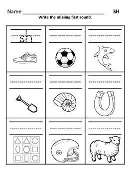 37+ Ch and sh worksheets information