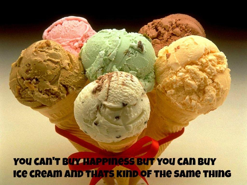 Quote On Ice Cream: Ice-Cream Quotes. QuotesGram