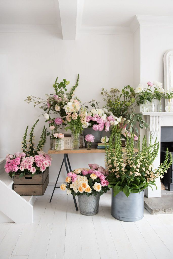Blooms Garden Centre: Styling By Selina Lake Photography