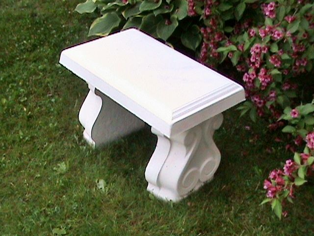 Garden Bench Aspak Cement Works Concrete Garden Bench Park Benches Belson Outdoors Cement