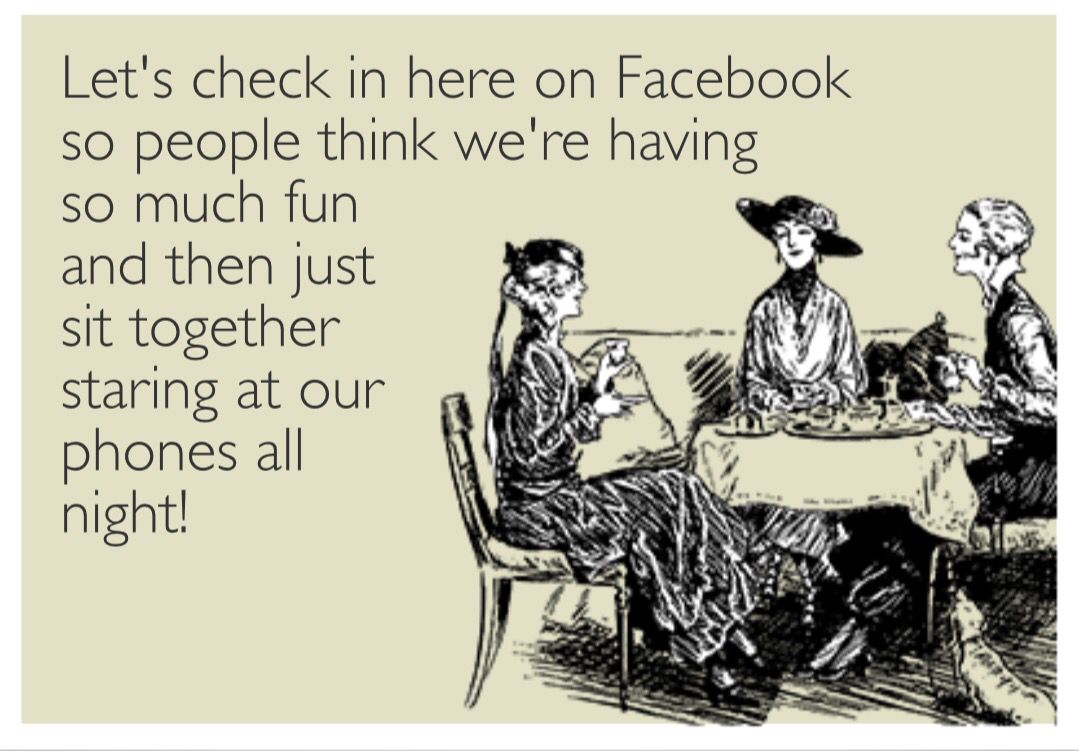 Old People Quotes Omg Yes Staring At Facebook  Facebook Quote  Facebook Is For
