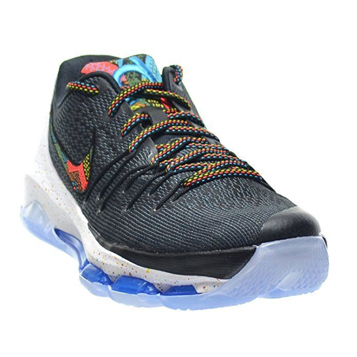 Nike KD 8 BHM Black History Month Basketball Size 12 (824420-090)