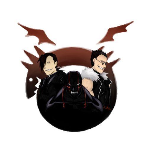 Greedo S Anime Fullmetal Alchemist Brotherhood Fullmetal Alchemist
