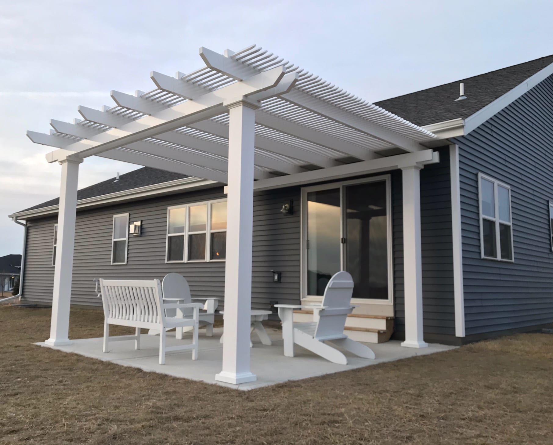 Pergola Cost Estimator Quote Your Pergola Kit