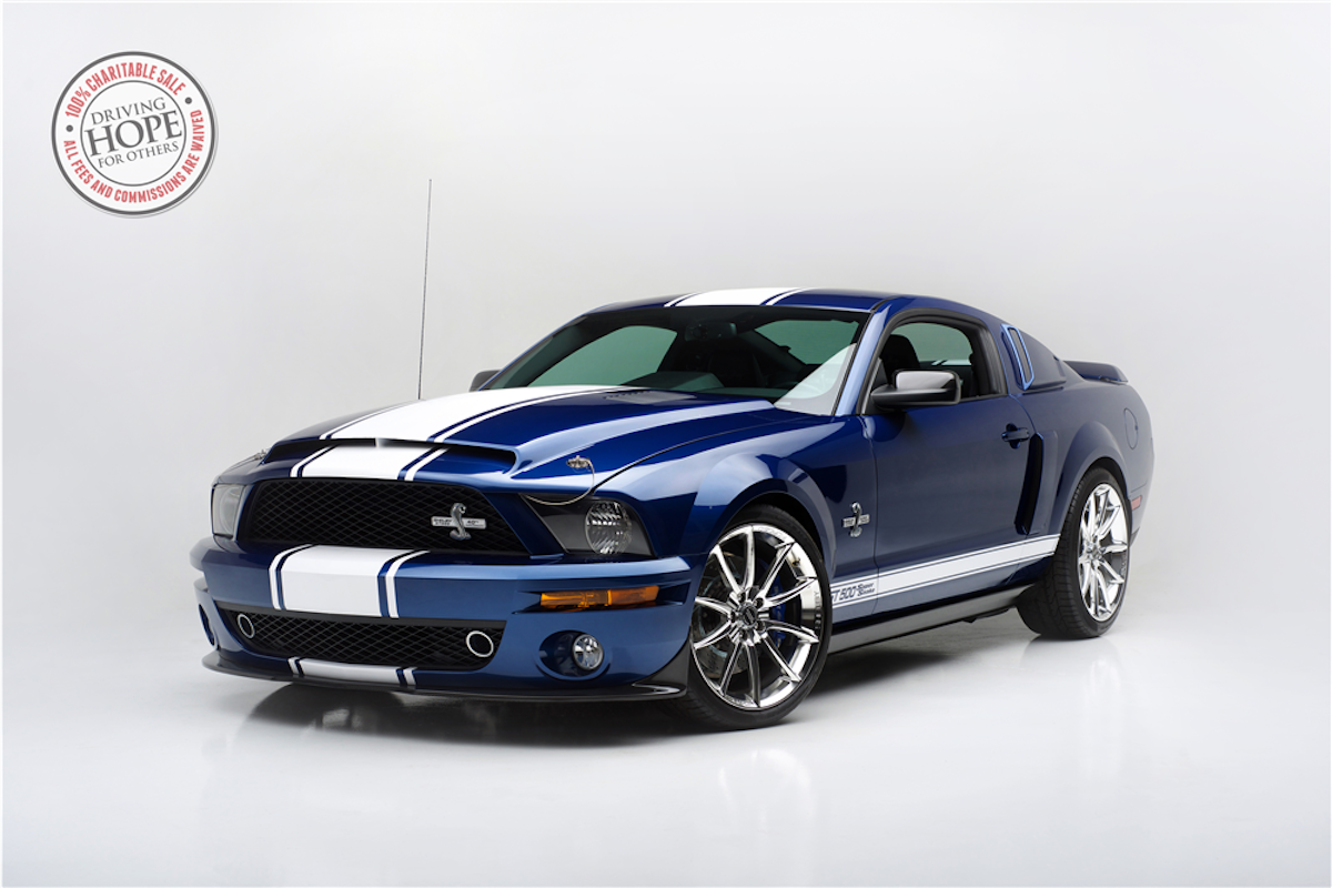 Who would have ever thought that a modern muscle car like this 2007 ...
