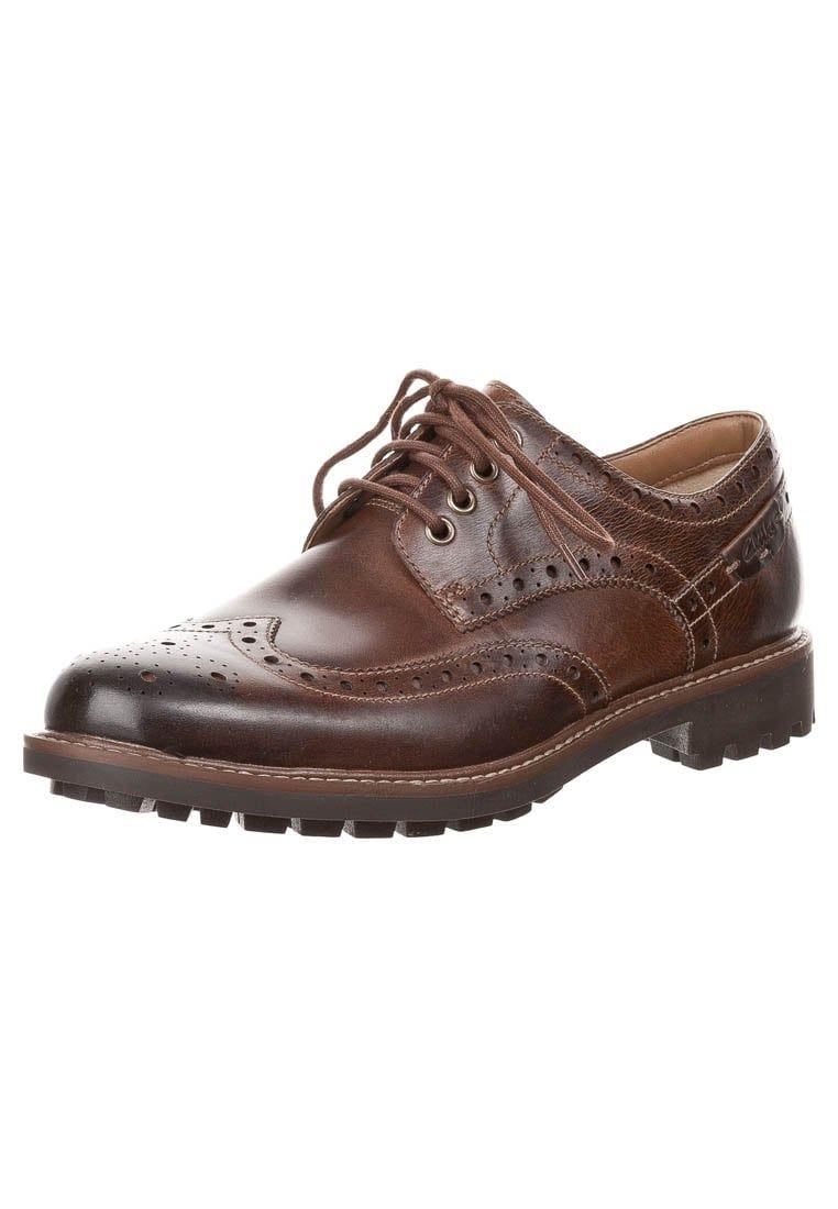 Con Cordones Este Zapatos AhoraHaz Clarks Clic Consigue De Tipo vmnN8w0