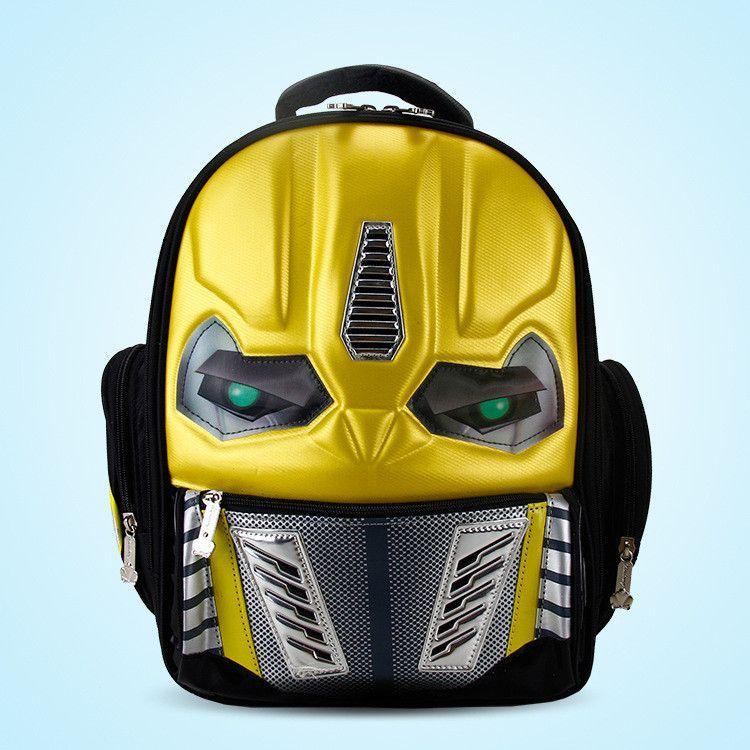 718f655b3e37 New Cartoon School Bags For Boys Little Children Backpacks Kids SchoolBag  Cool Backpack School Mochila Escolar Infantil