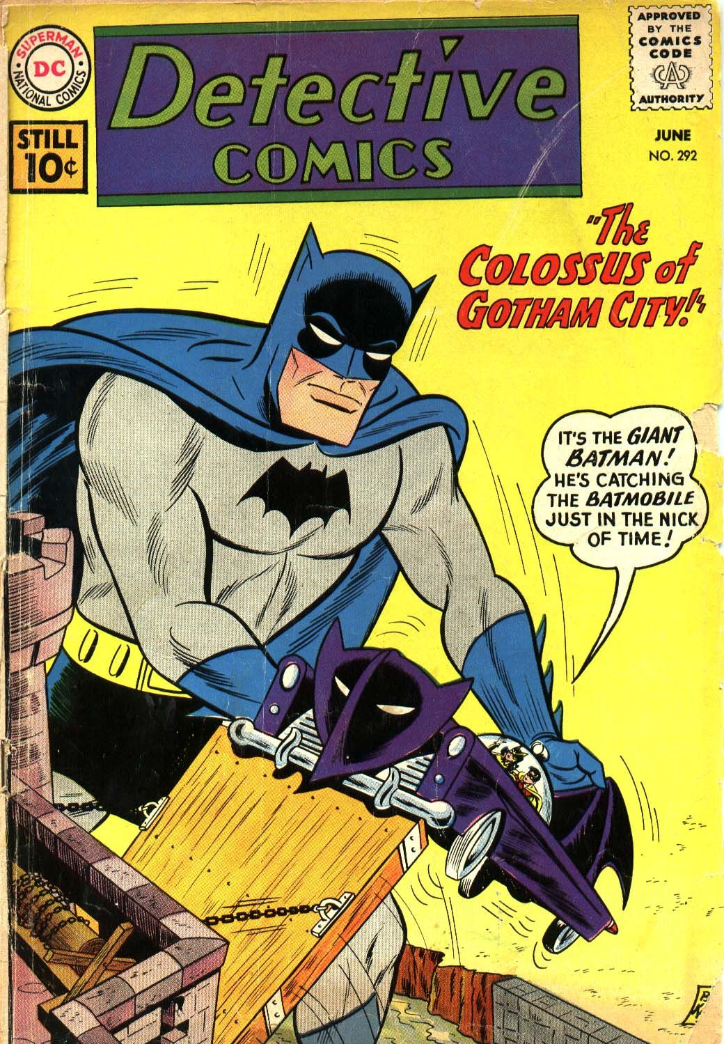 Batman #292