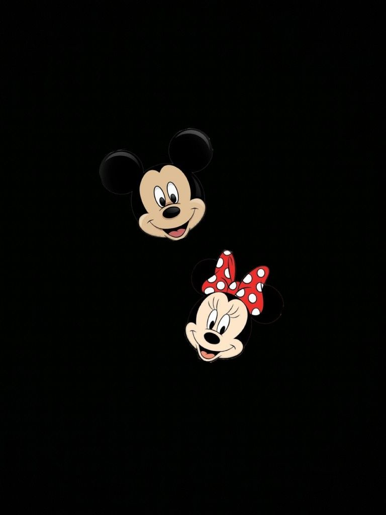 Minnie And Mickey Mickey Mouse Wallpaper Iphone Mickey Mouse Wallpaper Wallpaper Iphone Disney Lock screen mickey and minnie mouse