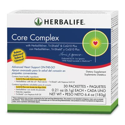 Herbalife Core Complex Coq10 Plus What Is Cholesterol