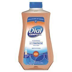 Dial Original Antibacterial Foaming Hand Soap Refill 40 Oz 1