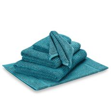Dri Soft Bath Towels 100 Cotton Blau Decken Und Petrol