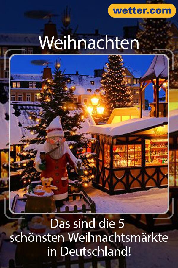 Besuch Auf Dem Weihnachtsmarkt.Die Fünf Schönsten Weihnachtsmärkte In Deutschland Wetterprognose
