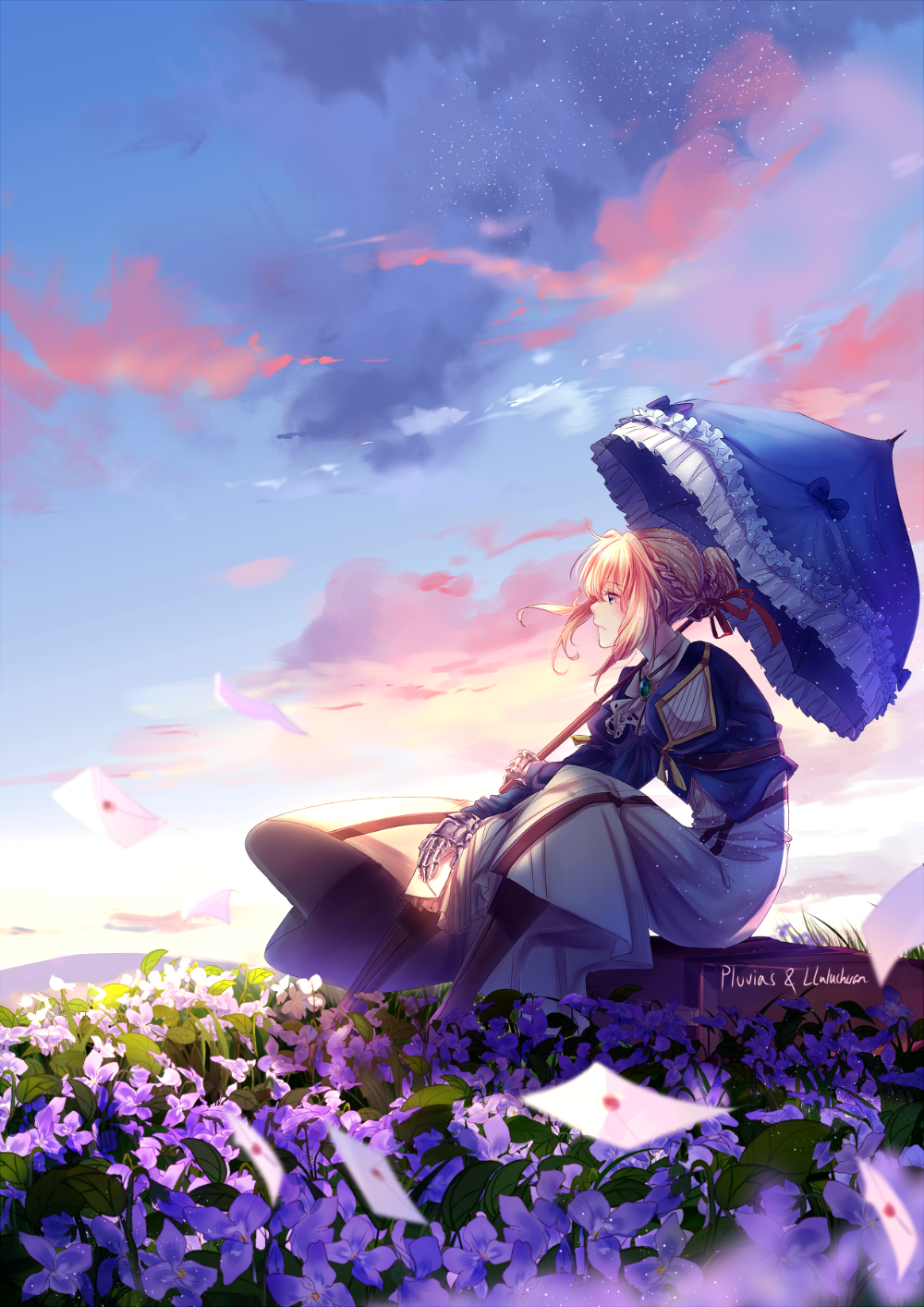 Pin by Azumi Kimiyama on ♠Anime♠ Violet evergarden anime