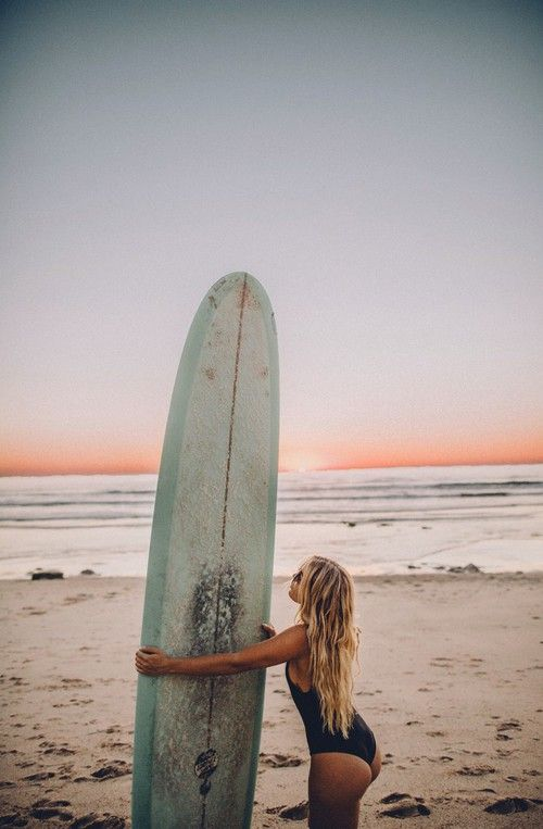 beach, body, and surf image