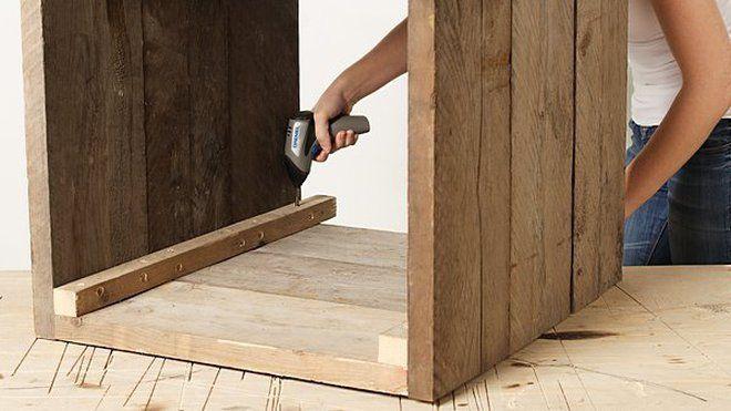 Fabriquer une jardinière en bois pour votre terrasse ou votre balcon
