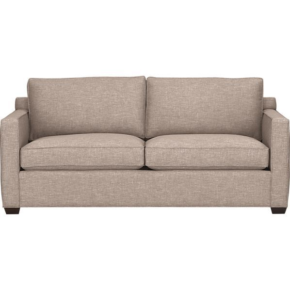 Modern Sectional Sofas Davis Queen Sleeper Sofa with Air Mattress