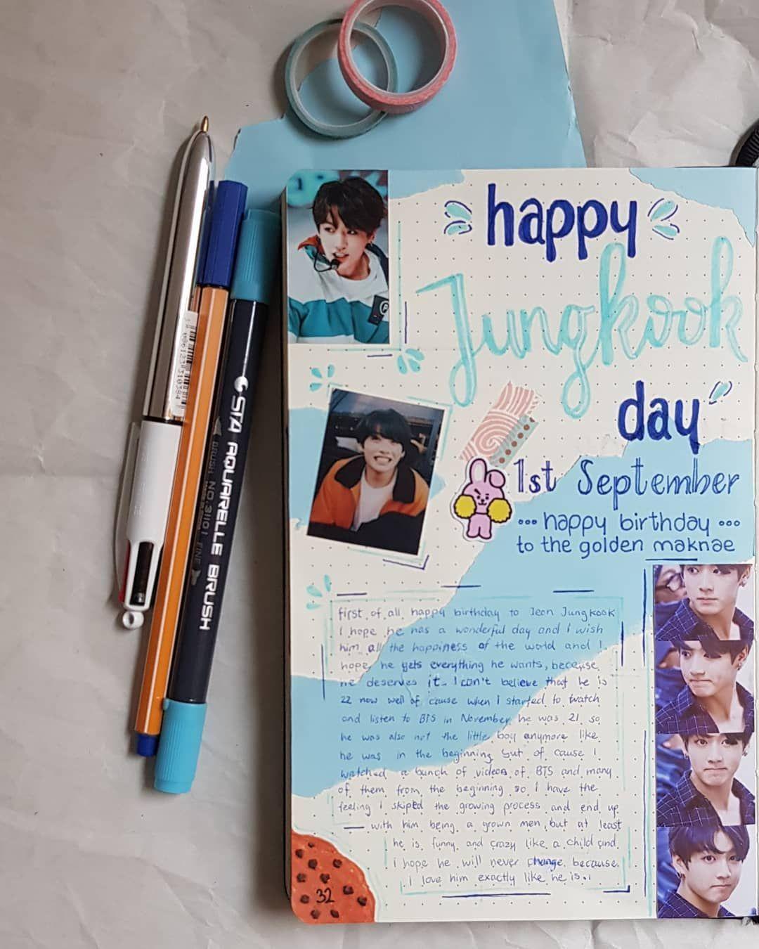 """KᑭOᑭ ᒍOᑌᖇᑎᗩᒪ on Instagram: """"happy birthday to jungkook KᑭOᑭ ᒍOᑌᖇᑎᗩᒪ on Instagram: """"happy birthday to jungkook"""
