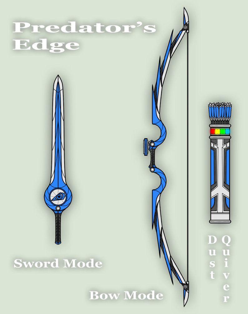 RWBY - Predator's Edge by Diyaru4500 | weapon,s in 2019