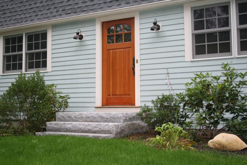 Granite Steps For The Home Outdoor Steps Entryway