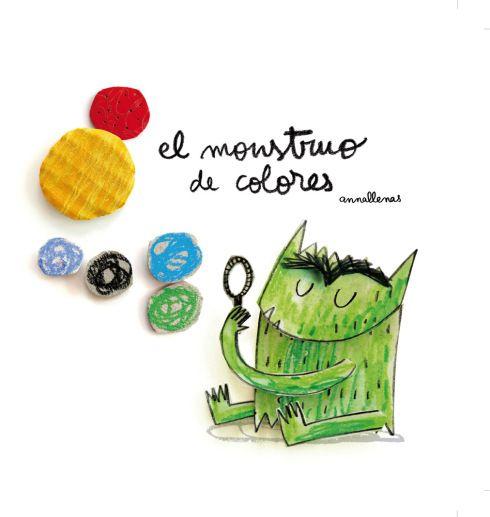 El Monstruo De Colores Annallenas Cuentos Infantiles Pdf Cuentos Emociones Libros Infantiles Pdf