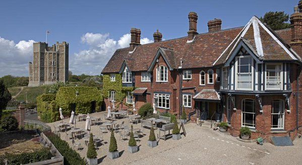 The Crown & Castle 4.5 of 5 stars 608 Reviews #1 of 108 hotels in Suffolk https://twitter.com/BritainsBest_/status/661302263911194624