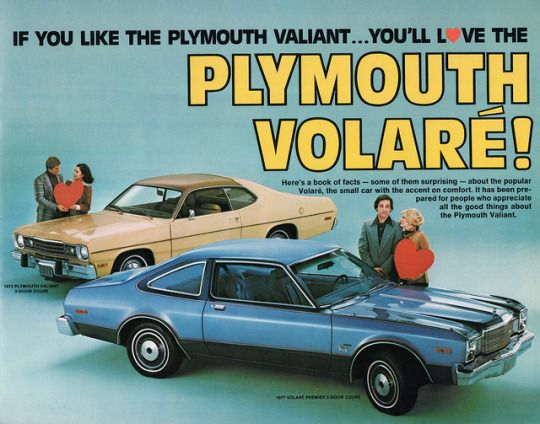 Theoldiebutgoodie Plymouth Valiant Mopar Plymouth