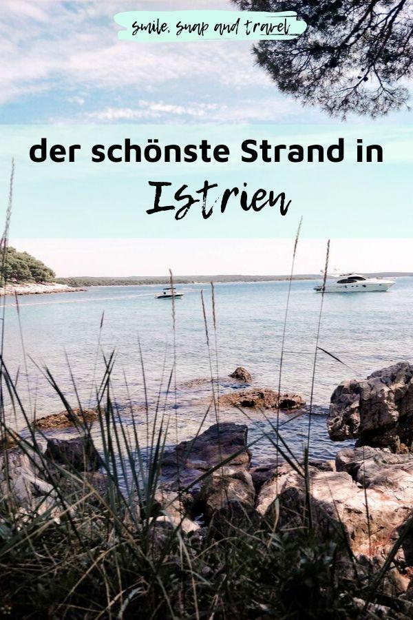 Strandurlaub am Meer mit dem Auto nach Istrien Istrien