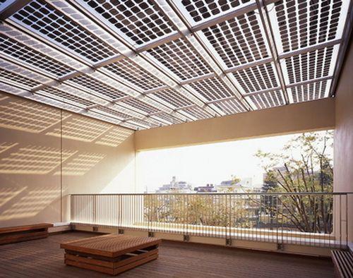 Solar Power Mart Bipv Photovoltaic On Grid Solar Power Feed In Tariff Malaysia Green Building Seda Solar Panels For Home Solar Roof Solar Pergola