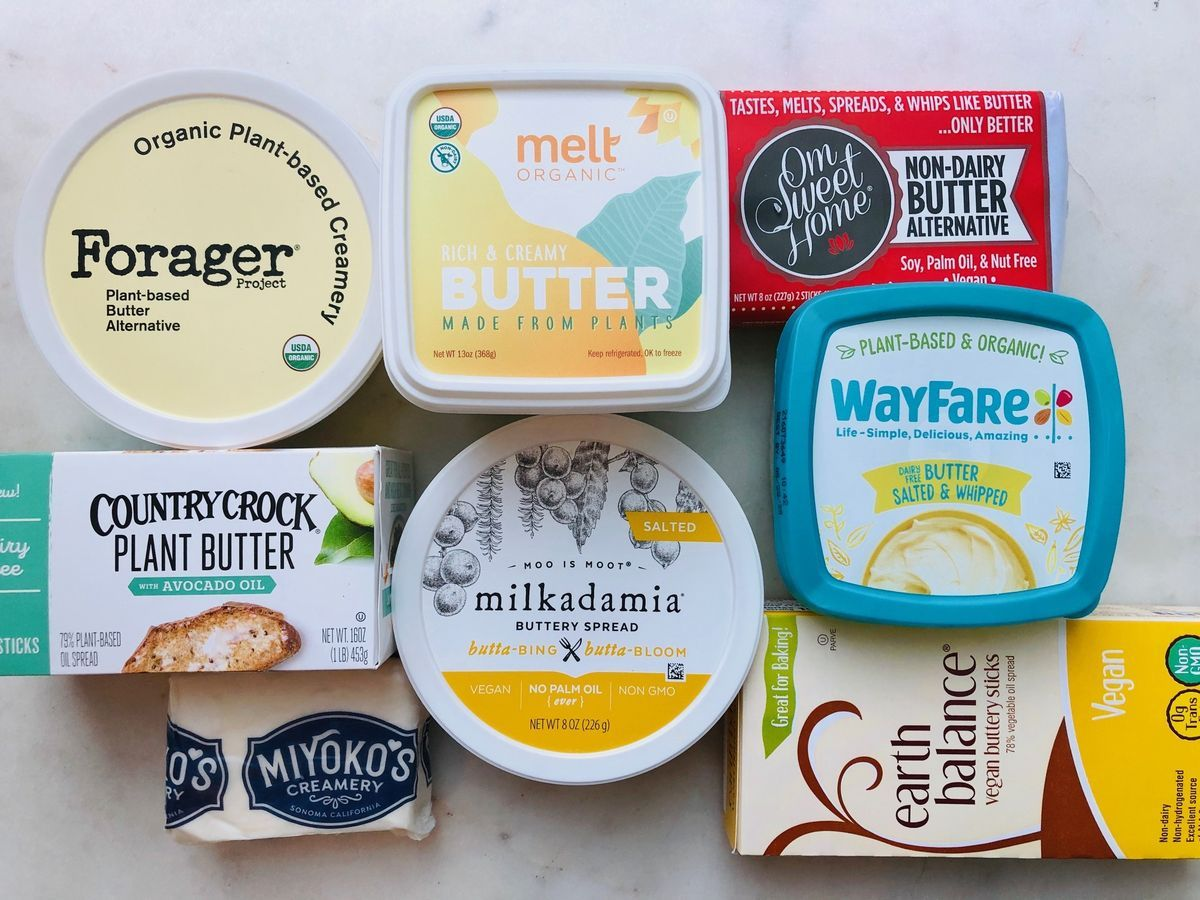 We Tasted 10 Vegan Butters In The Name Of Science In 2020 Vegan Food Brands Vegan Butter Brands Vegan Butter