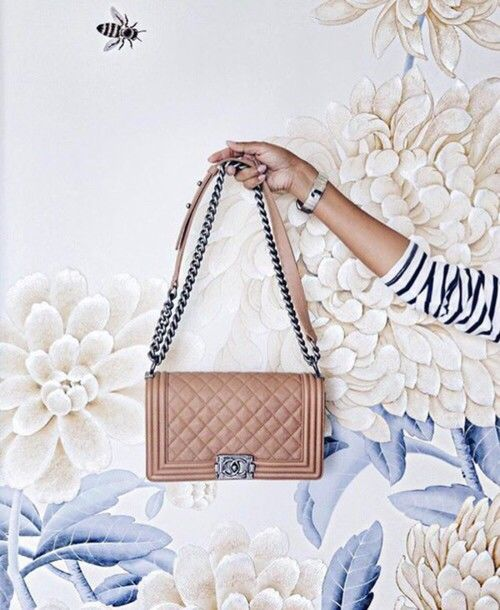 Chanel Patent Goatskin Quilted New