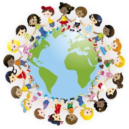 pictures of children holding hands clipart best pinterest rh pinterest com Culture Diversity Clip Art Cultural Acceptance Clip Art