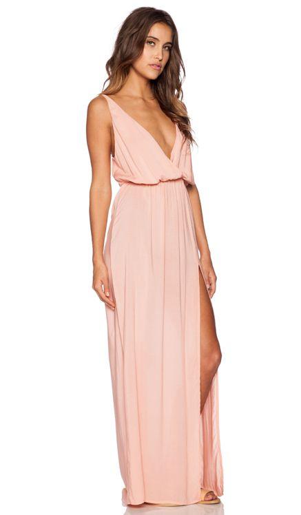 Blue Life High Tide Maxi Dress in Pink | REVOLVE