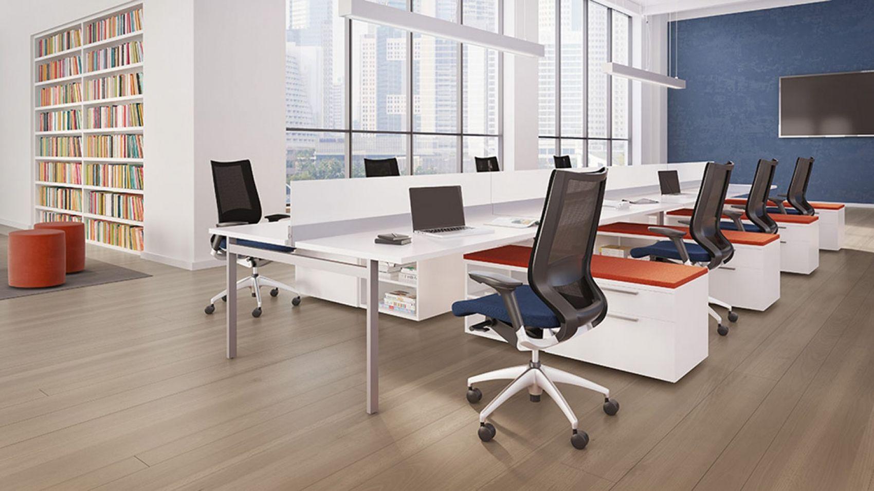STAKS Corporate interior design, Office interior design