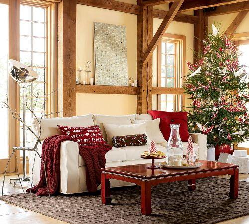 Christmas Interior Decor Design  Home Decor Pinterest