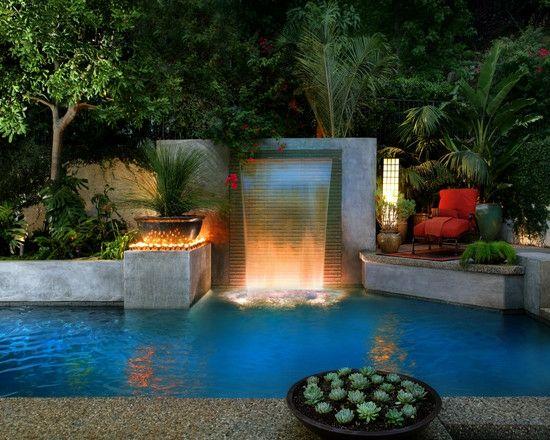 Entzuckend Wasserspiele Im Garten U2013 80 Ideen Für Gestaltung Von Wasseroasen