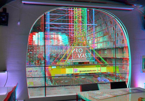 Infocenter Markthal Rotterdam 3D | STEREOSCOPY Community Board