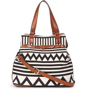 Sole Society Nina Tribal Medium Tote