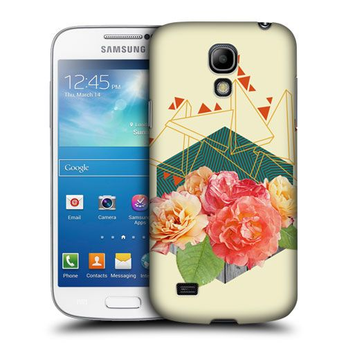 premium selection a068b 93d91 Head case floral geometric hard back case for samsung galaxy s4 mini ...