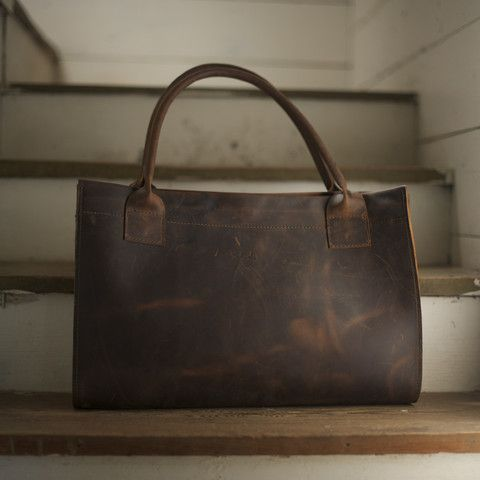 Love STASH's Leather Bags