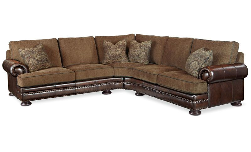 Foster 2 Piece Sectional Sofa Grand Home Furnishings K5536