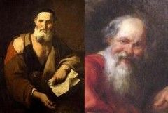 What did democritus discover
