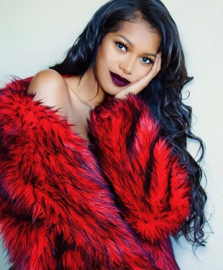 Jessica Jessica white, Black makeup african americans