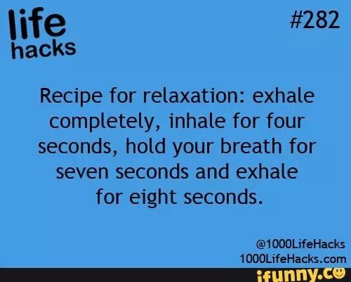 Relax Hack