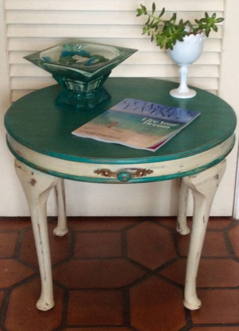 28+ Turquoise coffee table distressed ideas in 2021