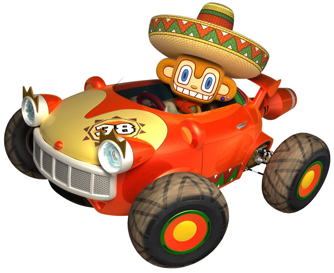 Amigo Vehicle Sonic Sega All Stars Racing Sonic Racing Art Character Design
