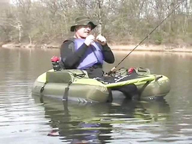 Thank you sportsmans guide for this wonderful video for Float tubes for fishing