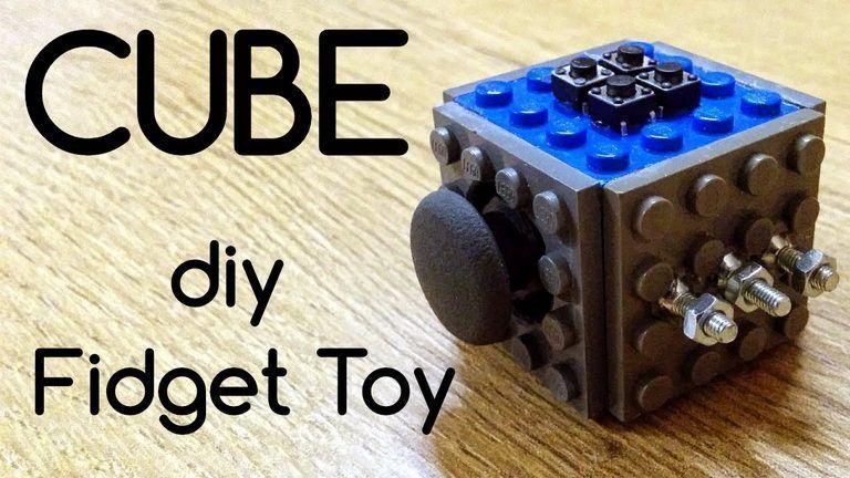12 fidget cube