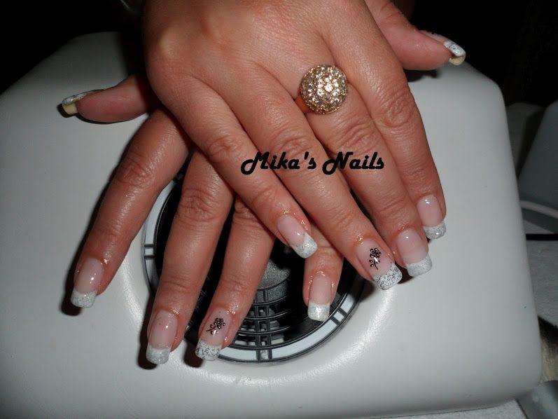 Unghii cu gel / UV Gel Nails   Girly things, Gel nails