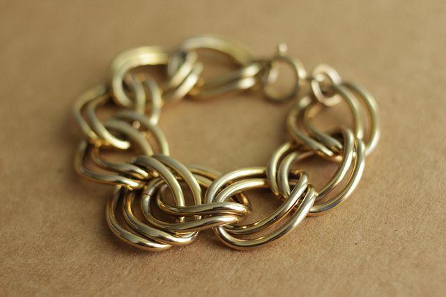 How To Make A Chain Bracelet - 10 Creative DIY Bracelet Tutorials